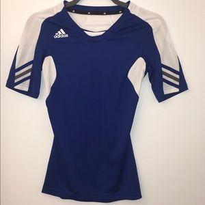ADIDAS | Blue Performance Jersey